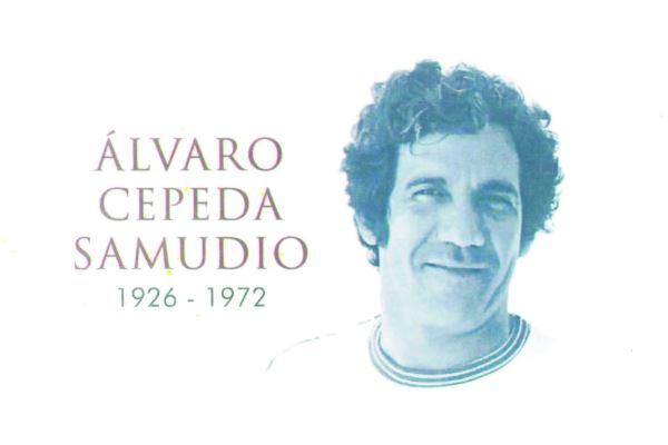 Resultado de imagen para Fotos de Álvaro Cepeda Samudio
