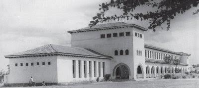 El Colegio Nacional Loperena en sus primeros días / Foto: Academia de Historia del Cesar