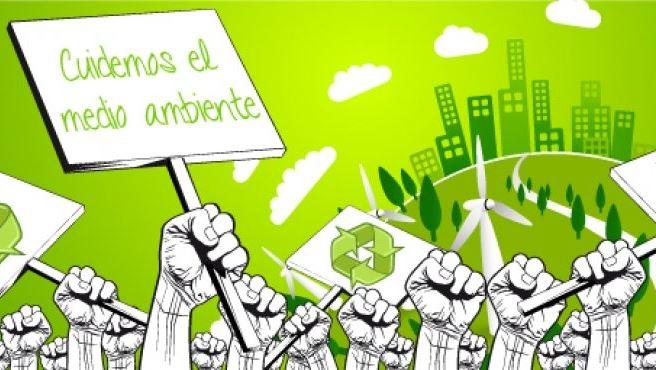 Las reivindicaciones ecologistas son cada vez más frecuentes y efectivas.