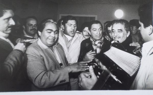 Las parrandas vallenatas de Gabo en su cumpleaños - PanoramaCultural.com.co