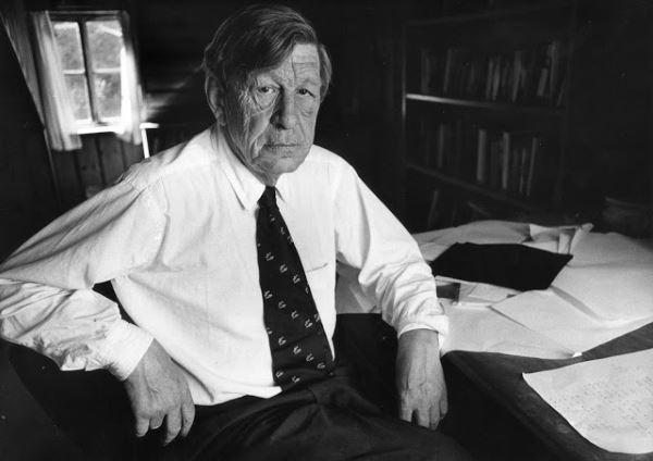 W.H. Auden / Foto: The Inquisitive Eater