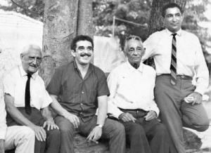 Gabriel García Márquez, Escalona y el Vallenato, así sucedió… -  PanoramaCultural.com.co