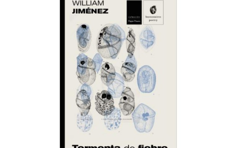 Tormenta de fiebre, del poeta William Jiménez